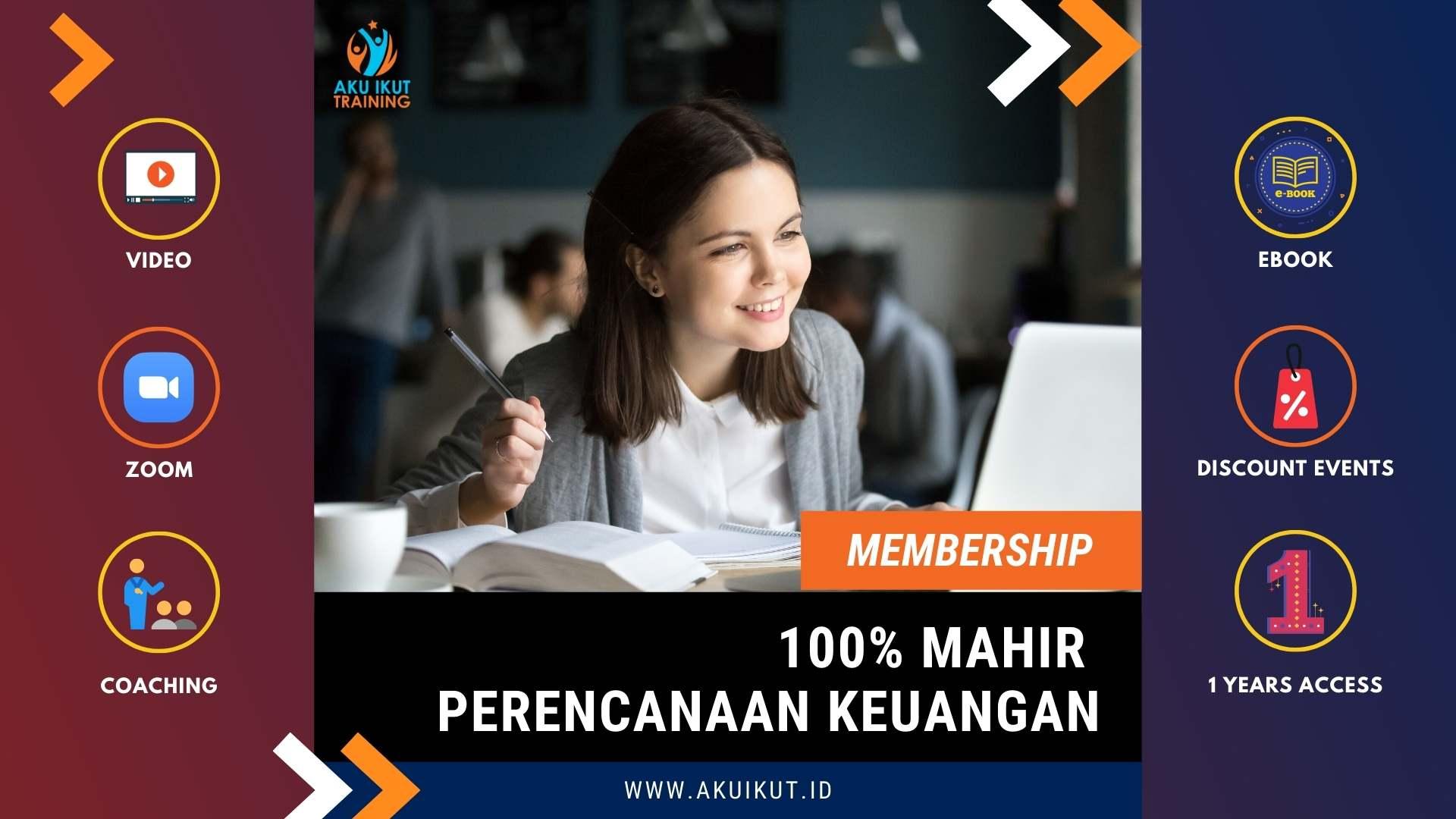 Membership Training Perencanaan Keuangan Terbaik
